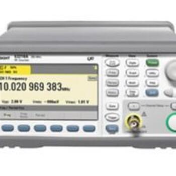 回收是德33522B波形發生器