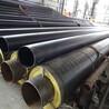 蒸汽管道钢套钢预制保温管