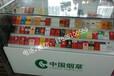 青海煙柜貨架圖片鋼化玻璃