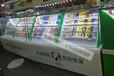 江蘇玻璃煙柜臺整裝發貨