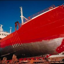 船舶专用防腐涂料的附着性和耐腐蚀性图片