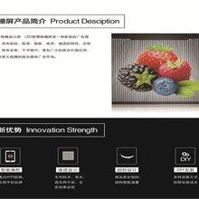 国佳光电LED透明格栅屏led格栅屏