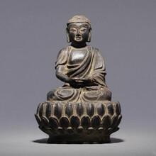 国内明代铜佛像哪里上门收购靠谱图片