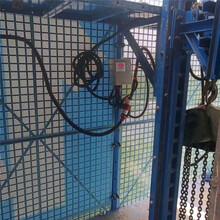 全钢爬架网,智能爬架,汇洋爬架厂家直销图片