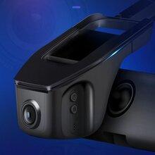 酷乐行大众甲壳虫专用隐藏式高清夜视双镜头行车记录仪图片