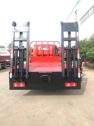 廣州13米平板運輸車,平板運輸車
