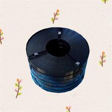 L可订做Q195烤蓝打包带0.719mm打包用带钢品质保障图片