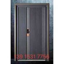 銅鋁門別墅銅門鑄鋁門圖片