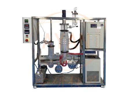 成都离心式薄膜蒸发器AYAN-F60短程分子蒸馏仪