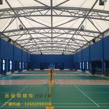 厂家直销贵阳风雨球场膜结构遮阳棚泳池张拉膜高尔夫球场膜结构