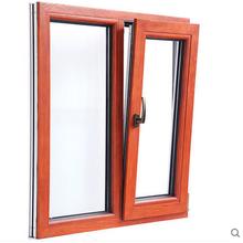 廠家直銷斷橋鋁門窗72系列平開斷橋鋁隔音窗圖片