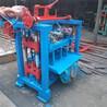 小型粉煤灰空心免烧砖机自动上料免烧砖机民用水泥免烧砖机