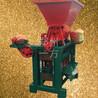 供應昆明小型移動磚機移動式空心磚機小型磚機