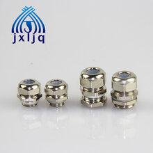 吉祥批發金屬電纜接頭金屬硅膠防水接頭螺絲IP68LED燈專用防水螺絲管接頭