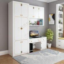 佛山新款全铝衣柜全铝衣柜铝材铝合金全铝家具家居衣柜定制图片