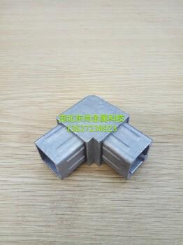 防盗窗配件_铝转角三通_铝内接三通、二通