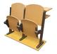 自动回位阶梯?#20301;?#35758;室排椅优点特性