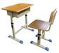 厂家定制环保400600多层板课桌椅升降课桌椅