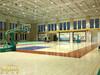 海口特价运动木地板羽毛球馆木地板体育木地板生产厂家