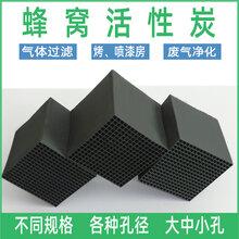 高埗小孔蜂窩活性炭家具廠噴漆廢氣處理蜂窩狀活性炭