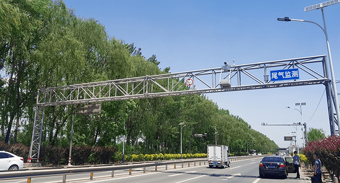 江苏南京船舶尾气遥感监测系统设备