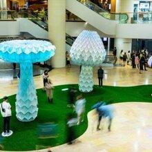 蘑菇树厂家山东蓝洞定制互动蘑菇树厂家