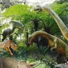 大型恐龙模型展山东蓝洞租赁恐龙展