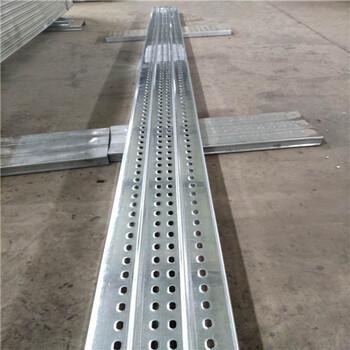 湖南建筑专用钢跳板/长沙化工厂专用4米钢跳板