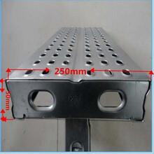 敬飛熱鍍鋅鋼跳板、廠家低價直銷、建筑化工廠指定鋼跳板圖片