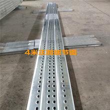 厂家供应钢跳板平台搭建踏板电厂建筑用钢跳板支持定做图片