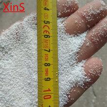 供应抹灰石膏用信阳硬质玻化微珠图片