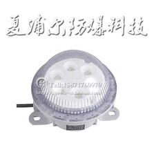 电镀厂_190W防爆灯LED防爆平台灯图片