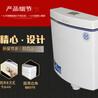 厂家直销卫生间双安水箱蹲便器塑料水箱