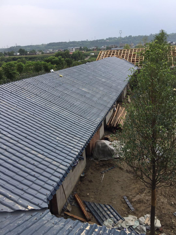 新新闻嘉义中式树脂瓦仿古建筑专用-杭州川亚建筑材料有限公司
