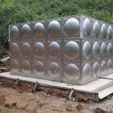 湛江坡头不锈钢水箱厂家组合消防水箱不锈钢保温水箱304价格众杰新不锈钢方形水箱