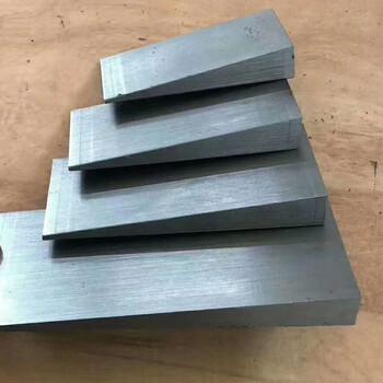 武漢現貨斜墊鐵斜鐵鋼楔子楔墊鐵規格