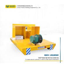 帕菲特BJT電纜卷筒工業重型設備搬運電動平車圖片