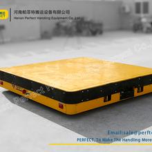 搬運板車電動模具運輸車設備轉運車bwp蓄電池無軌轉運車圖片