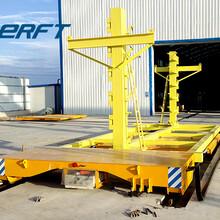 帕菲特BXC蓄电池电动转运轨道平车搬运重型设备电动运输车图片
