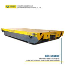 大型平板车10tKP和记娱乐注册列起重型轨道电动型蓄电池车间转运电动车导轨图片