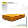 蓄電池平臺搬運車加工生產工業廠區物料運輸用重型電動平板車