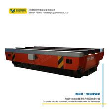 電動平臺車軌道KPJ卷筒供電式電鐵路平板車電動運輸車有軌平臺車圖片