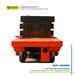 廠家直銷卷材運輸電動平車搬運車電動平板車電動平車車間轉運設備