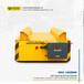 帕菲特蓄電池無軌道平板車遙控操作搬運設備平臺電動平車
