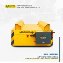 帕菲特蓄電池無軌道平板車遙控操作搬運設備平臺電動平車圖片