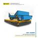 手推平板車流水線運輸搬運設備電動平板車起重裝卸設備動力平板車