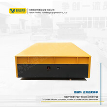 搬運鋼卷材管材用平車5-30噸車間平臺車電動運輸平臺小型轉運車圖片