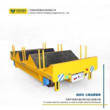 无轨电动平车自动运输工厂物料运输车电动车平板车图片