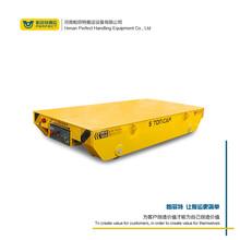 非标定制平板式电动转运车厂家直销电动搬运车全电动搬运平板车图片
