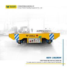 車間平板電瓶車公鐵兩用車牽引軌道平板運輸車鋼坯模具無軌搬運車圖片